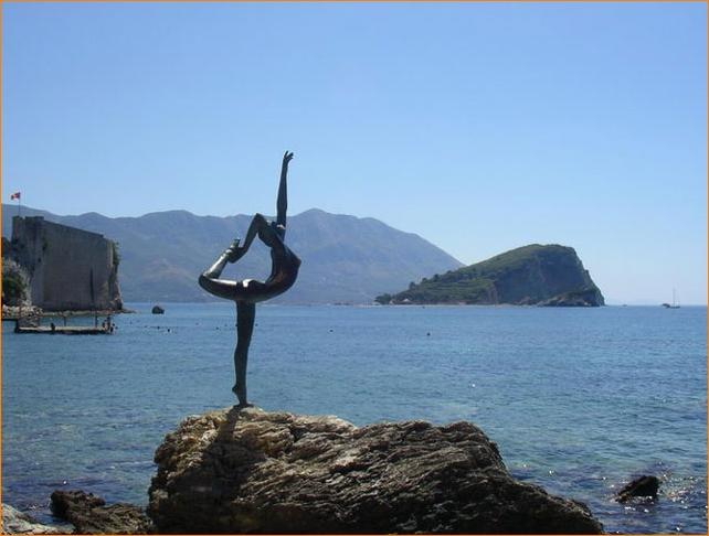 Выездной обучающий семинар в Черногрии от Московского университета йоги