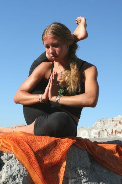 йога Ржаная Ольга