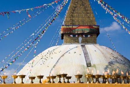 """""""Сила пробуждения"""" Непал и Мустанг"""