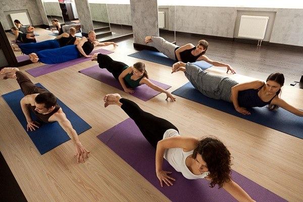 Фото: yoga
