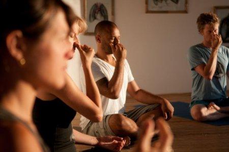 Физиология йоги. Дыхание Уджайи