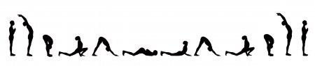 Физиология йоги. Сурья намаскар