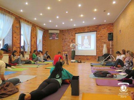 Курс изучения йоги с основами йогатерапии позвоночника