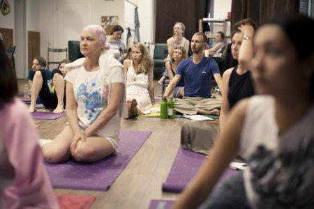 Состоялся первый семинар по направлению психосоматика в йоге