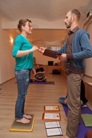 10 июля состоится выпускной вечер в Московском Университете йоги