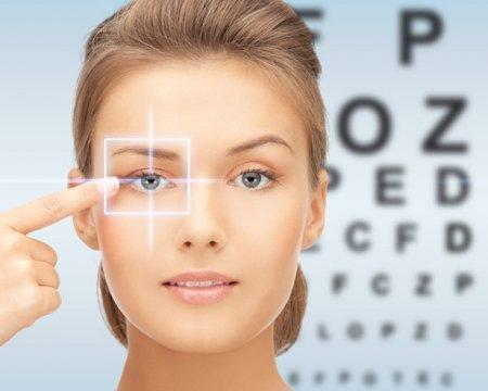 Йога-терапия для коррекции зрения