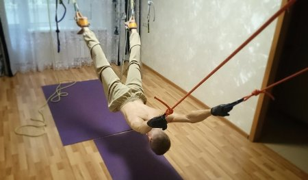 Курс обучения интегральным веревочным практикам