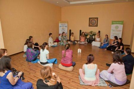 Фестиваль Женских практик в центре Йоги и Здоровья на Достоевской