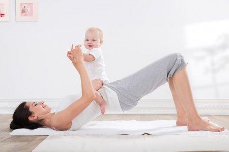 Полугодовой курс «Восстановление после родов» (192 часа)
