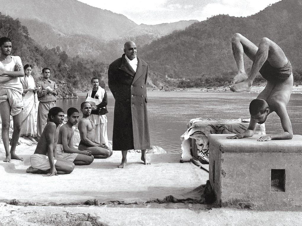 Свами Шивананда Сарасвати и его методика преподавания
