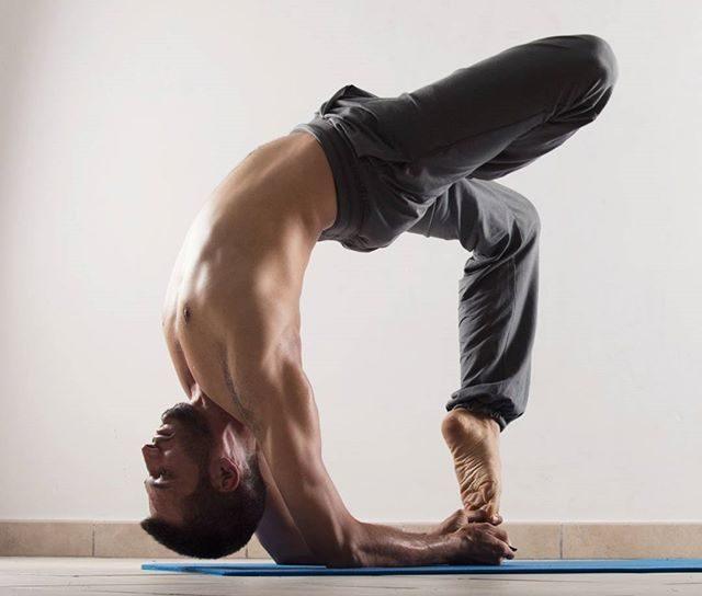 Хатха йога для развития гибкости