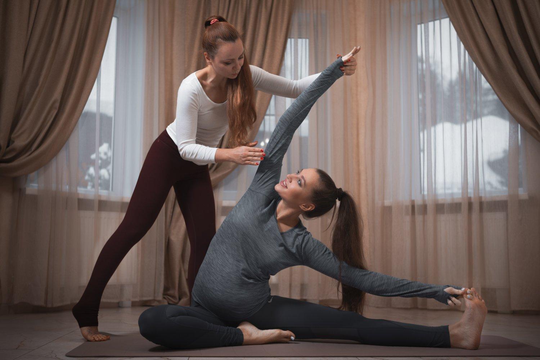 Онлайн-курс «Йога для беременных. Профессиональный подход»